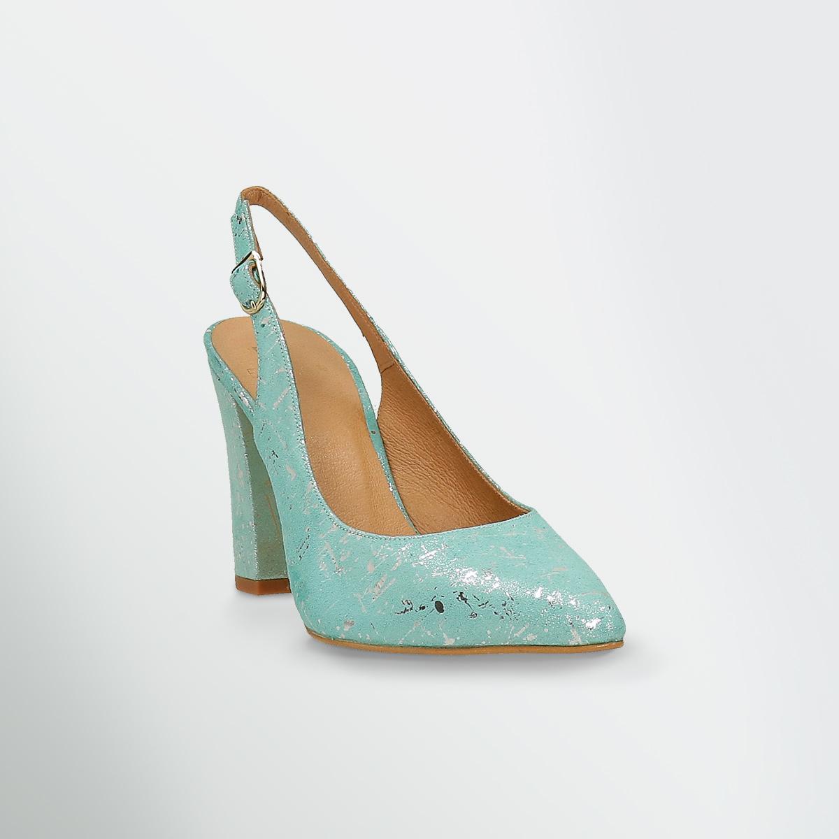 menta salón Zapato Verde de Thai AXSqw