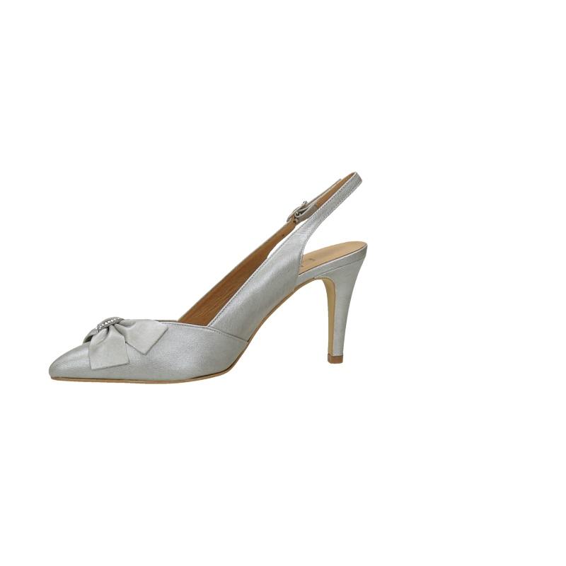 imágenes detalladas más barato productos de calidad comprar original aliexpress comprar bien zapatos salon plata vieja ...