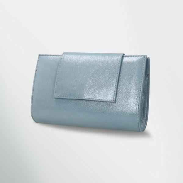 Bolso Anacleta Azul Hielo Puntini